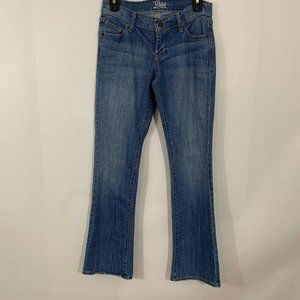 Old Navy Medium Wash Low Rise Bootcut Jeans Size 2